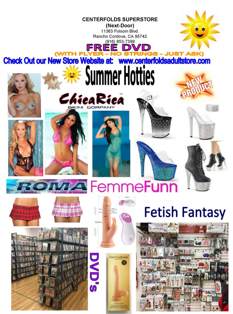 Enjoy the Summer with Femme Funn and Fetish Fantasy