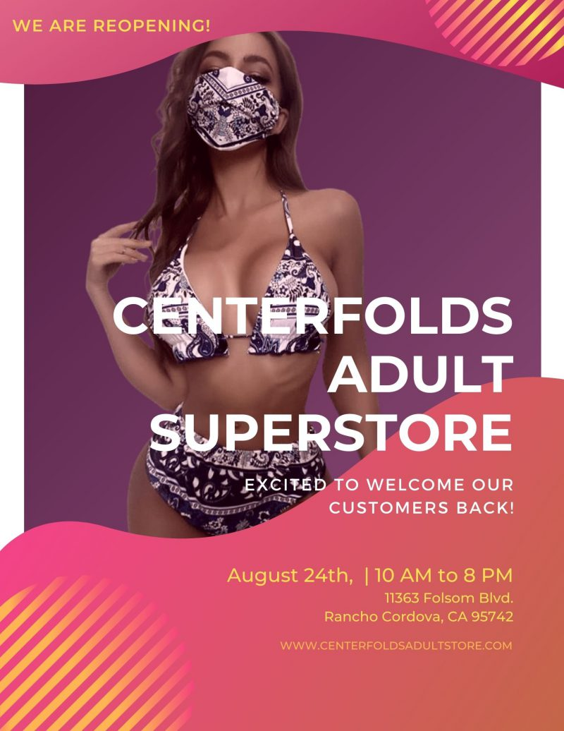 Centerfolds Reopening